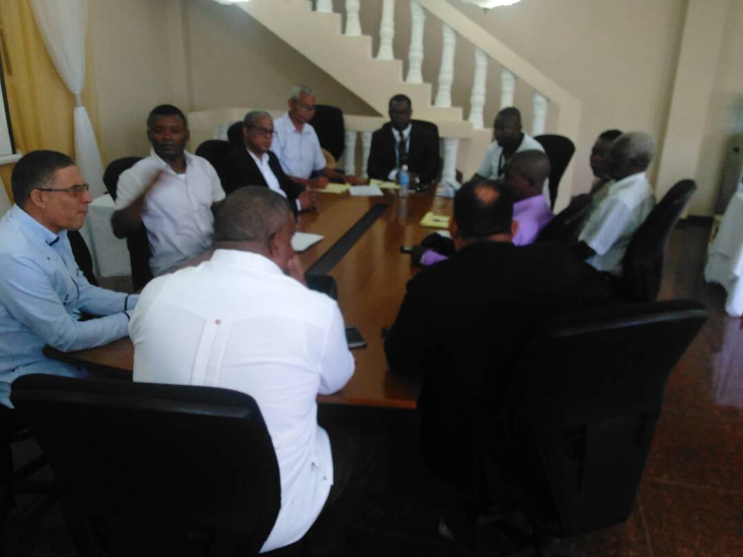 Comité Intermunicipal Transfronterizo (C.I.T) se reúne en Ouanaminthe Haití para tratar varios temas en común