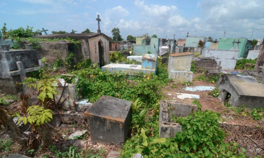 Servicios en viejo cementerio de Dajabón cesarán en octubre