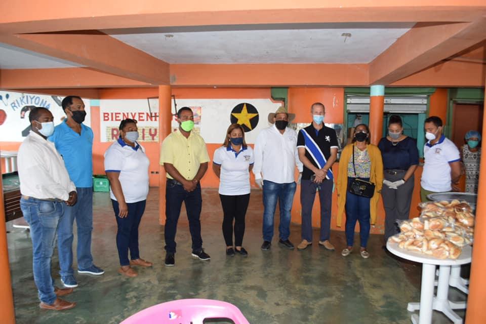 Alcaldía municipal Dajabón dispone el funcionamiento de comedores infantiles fijos por COVID 19