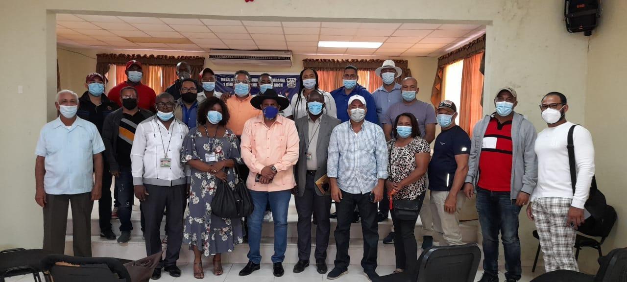 Alcaldes de Dajabón y Juana Méndez se reúnen para afinar detalles sobre apertura de mercado en Haití.